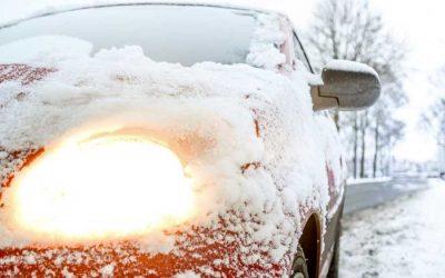 LA BATERÍA -Reparación de vehículo en invierno