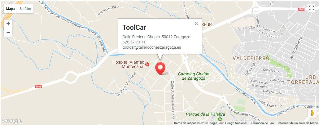 mejores talleres de coches en zaragoza
